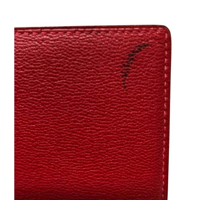 Red crocodile agenda Cover-6
