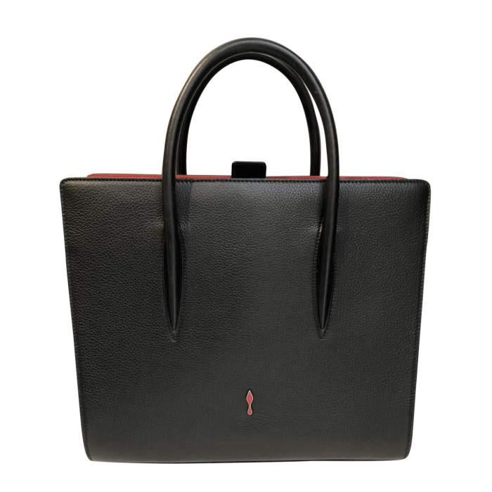 Black rigid Bag-0