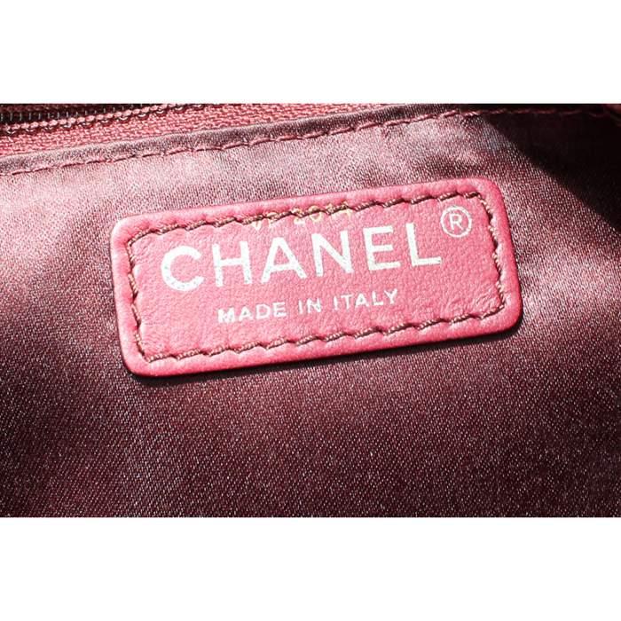 Jumbo leather bordeaux Bag-10