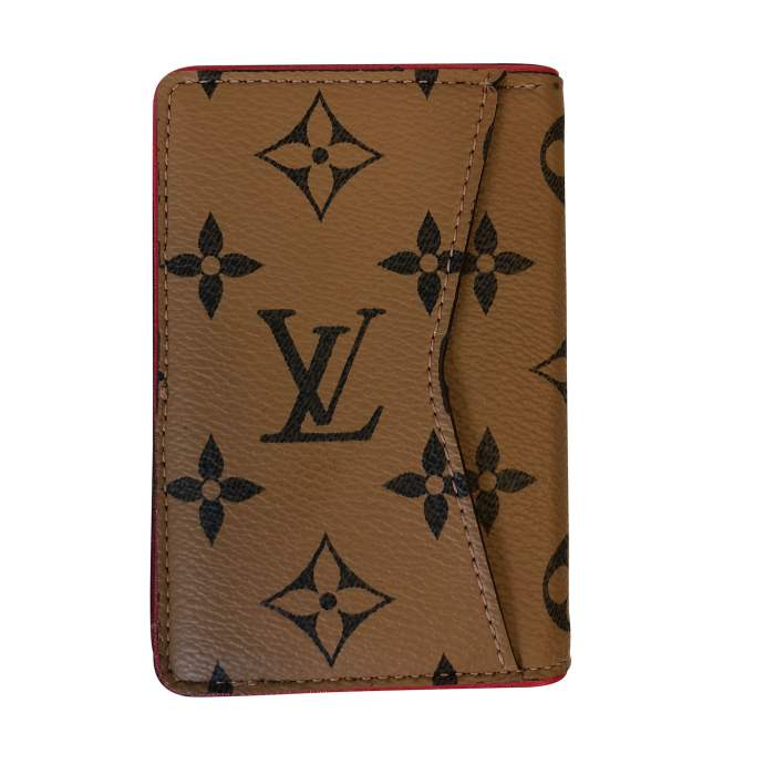Brown leather Wallet-2