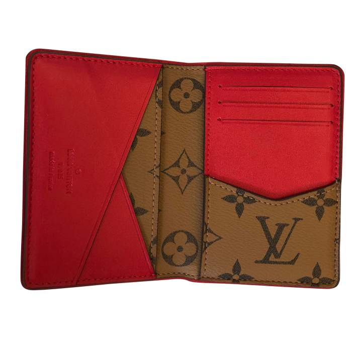 Brown leather Wallet-4