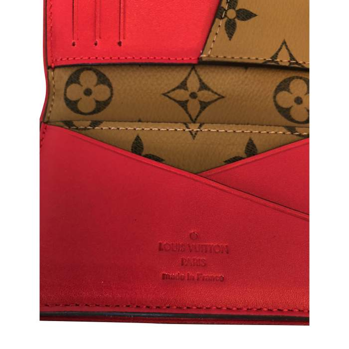 Brown leather Wallet-6