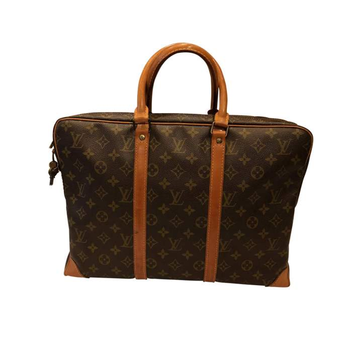 Monogram canvas Briefcase-2