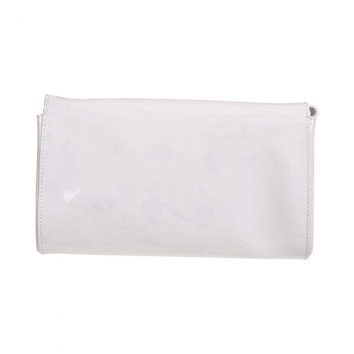 Patent leather clutch -2