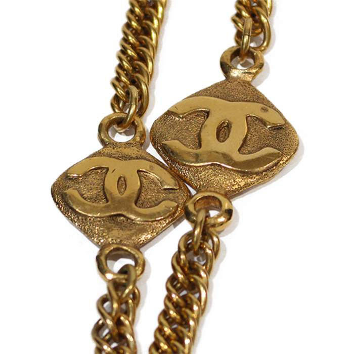 Double chain Necklace-2