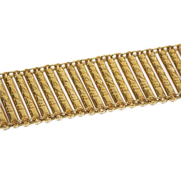 Gold Choker-4