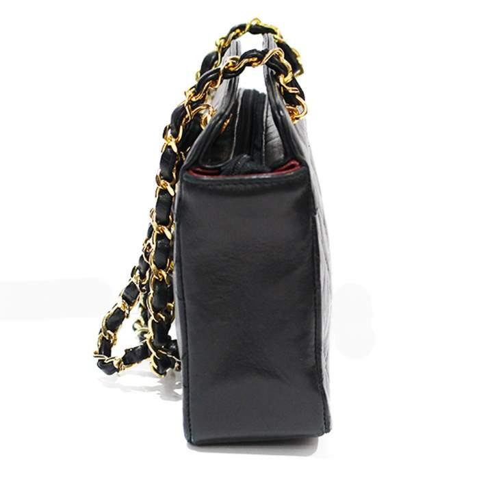 Mini lamb leather Bag-4