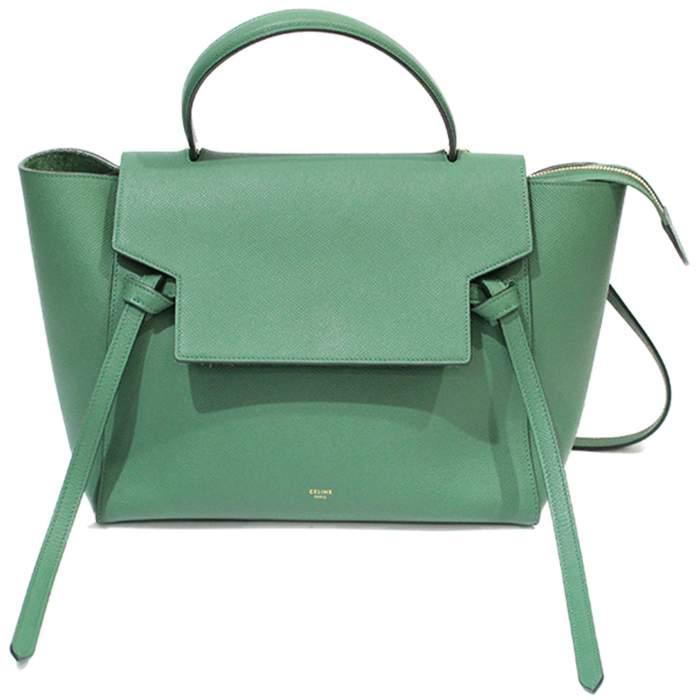 Belt Leather Bag-0