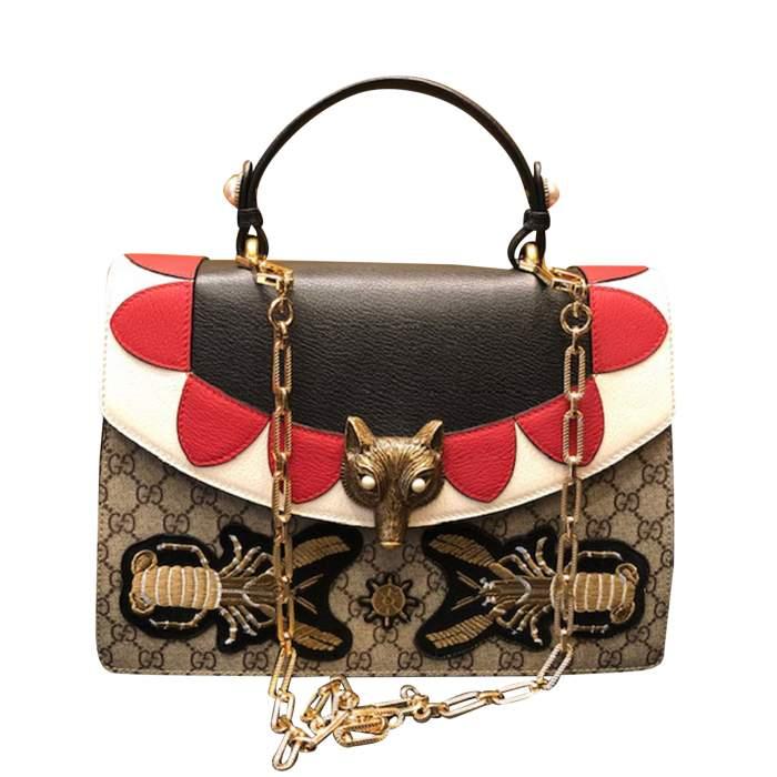 Brooch Handbag-0