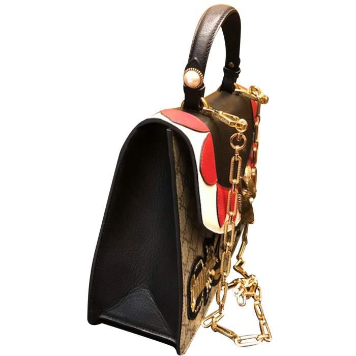 Brooch Handbag-6