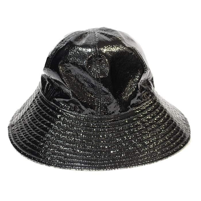 Capeline tweed Hat-2