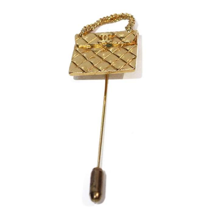 Gold Brooch-0