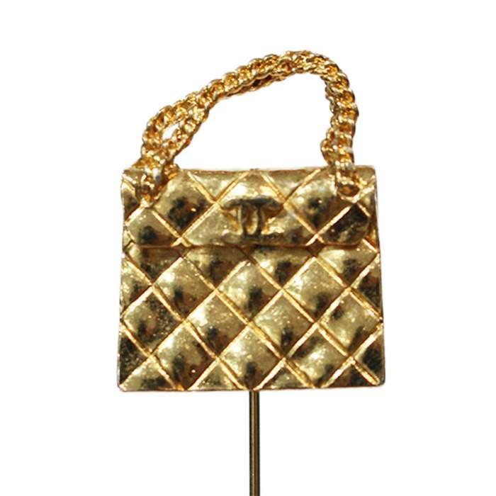 Gold Brooch-2