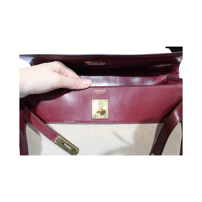 Vintage Kelly Bag-8