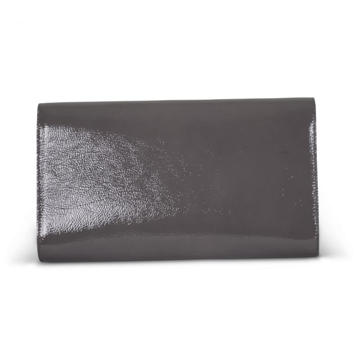 Patent leather BDJ Clutch -2