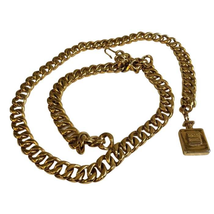Gold metal Belt-0