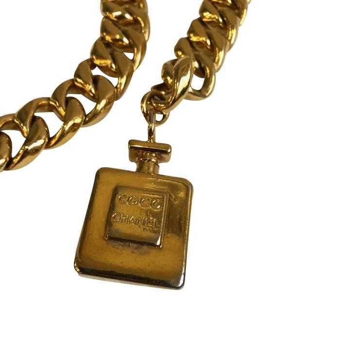 Gold metal Belt-4