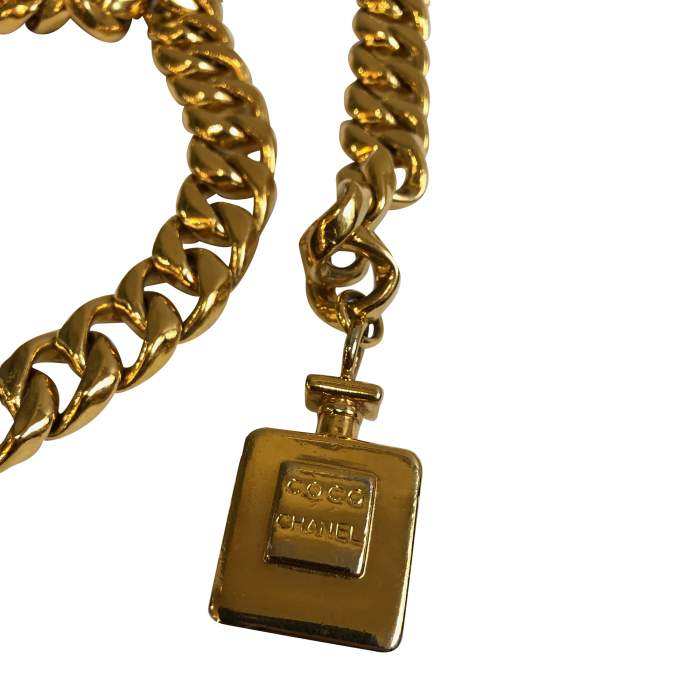 Gold metal Belt-6
