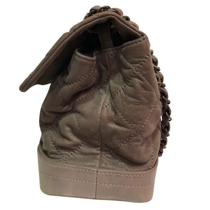 Shiny leather Bag-6