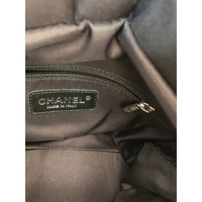 Charcoal gray shopping Bag-8