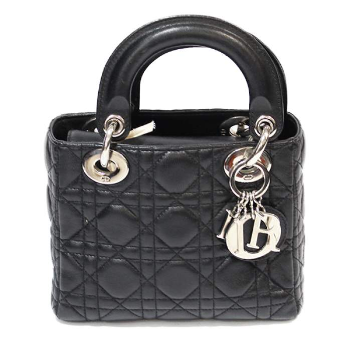 Small lady dior Bag -0
