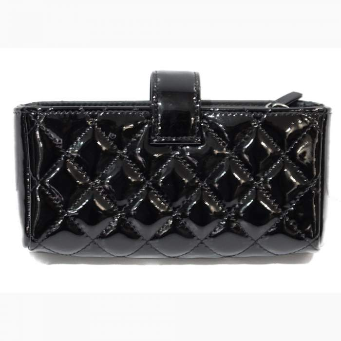 New black leather coin Purse-2