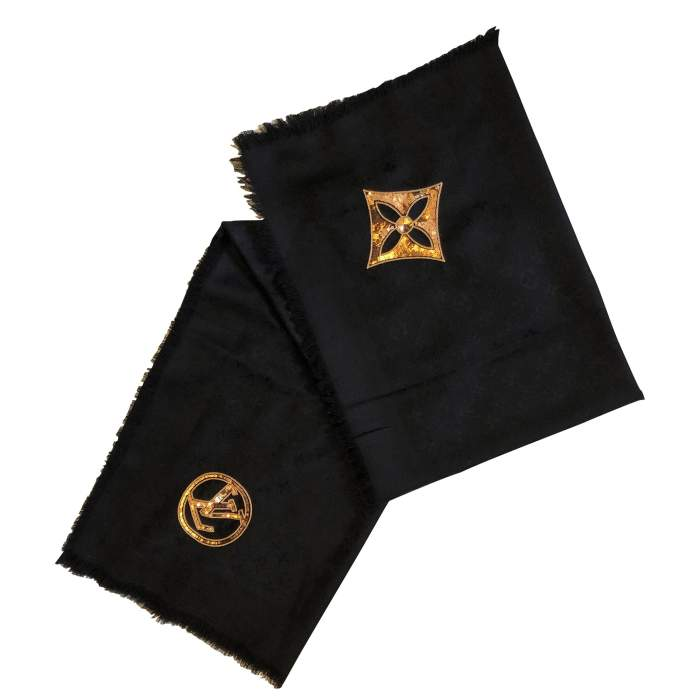 New embroidered Scarf -8