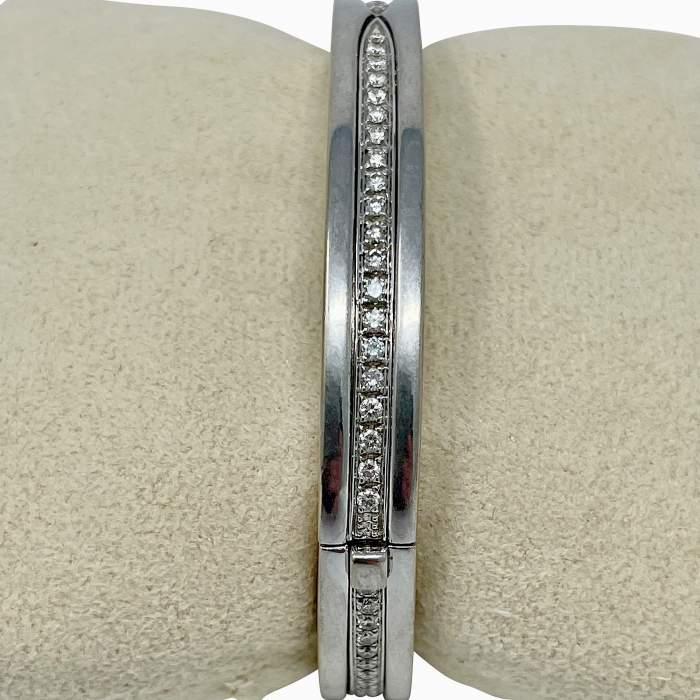 Diamond B.Zero1 Bangle Bracelet-4