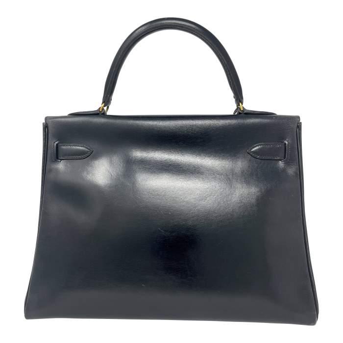 Vintage 50's  Kelly bag.-2