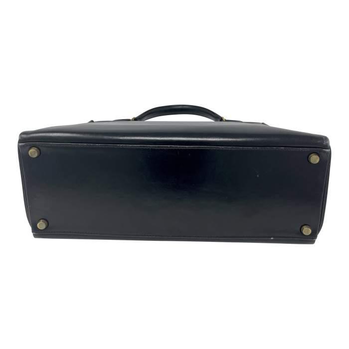 Vintage 50's  Kelly bag.-6