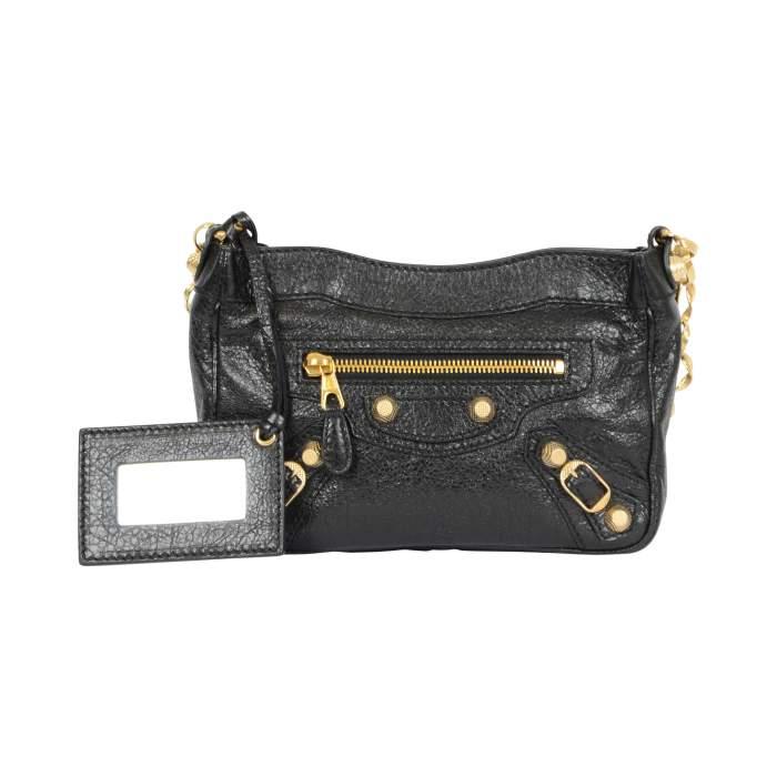 Mini leather Bag -0