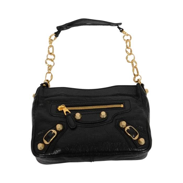 Mini leather Bag -4