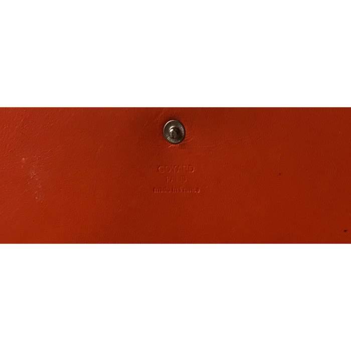 Classic orange Wallet-8