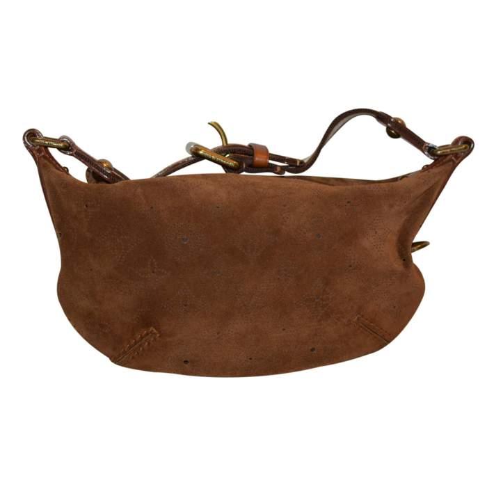 Suede Handbag-2
