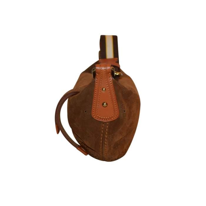 Suede Handbag-4