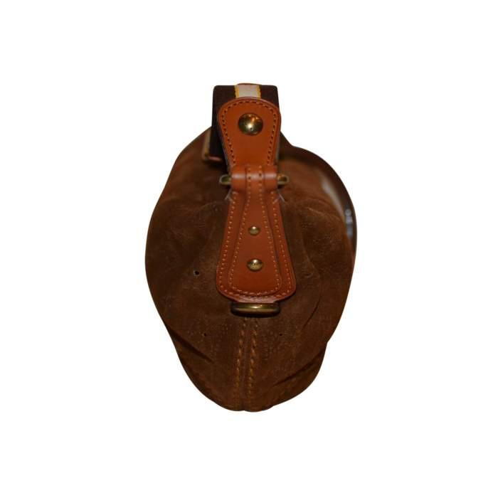 Suede Handbag-6