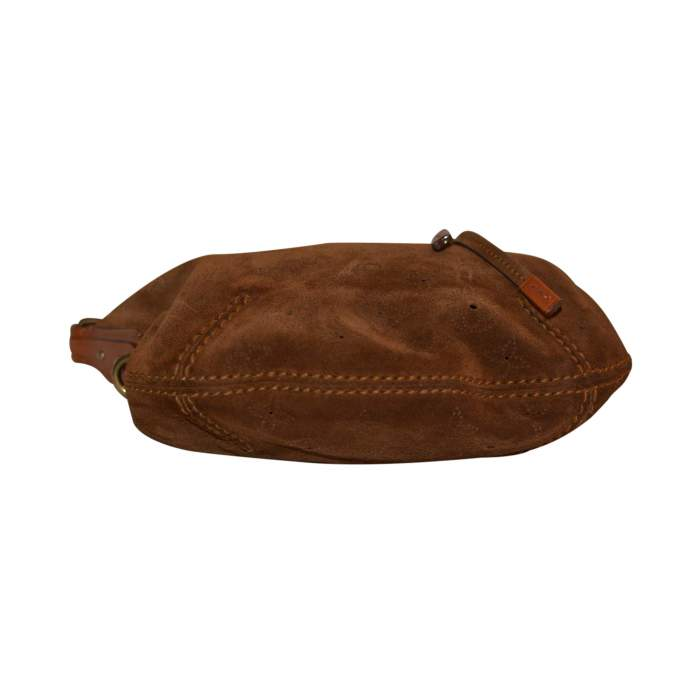 Suede Handbag-8