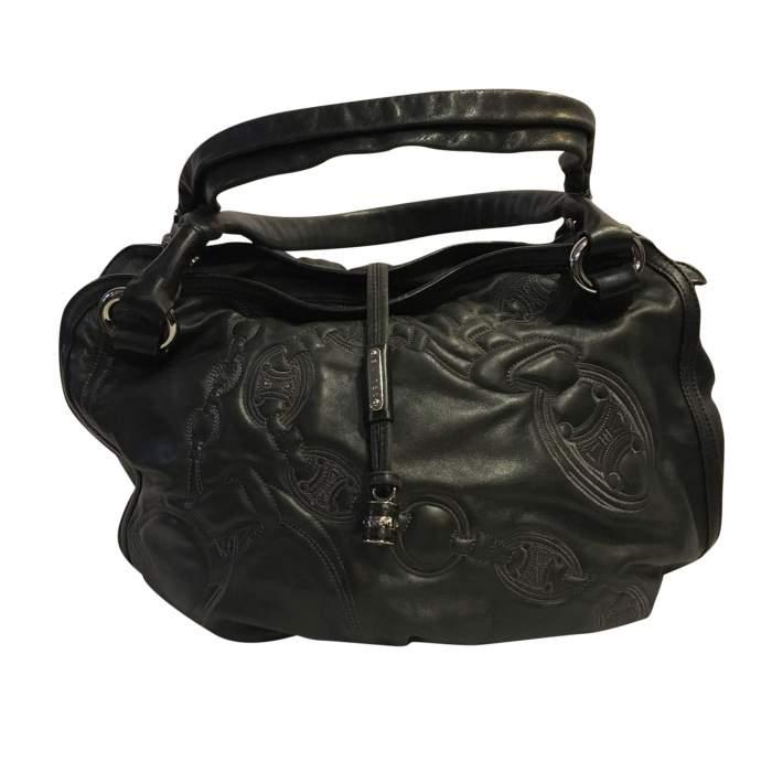 Soft leather Handbag -0