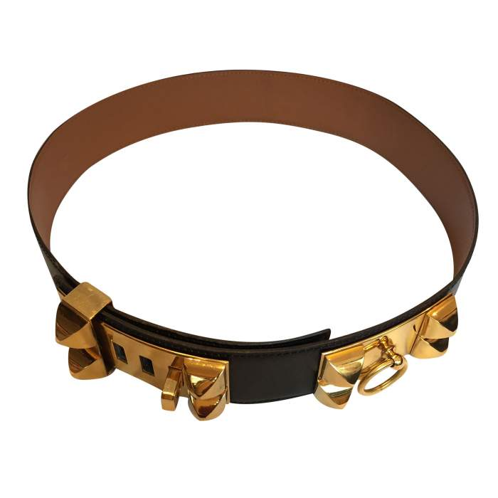 Black and gold Belt-4