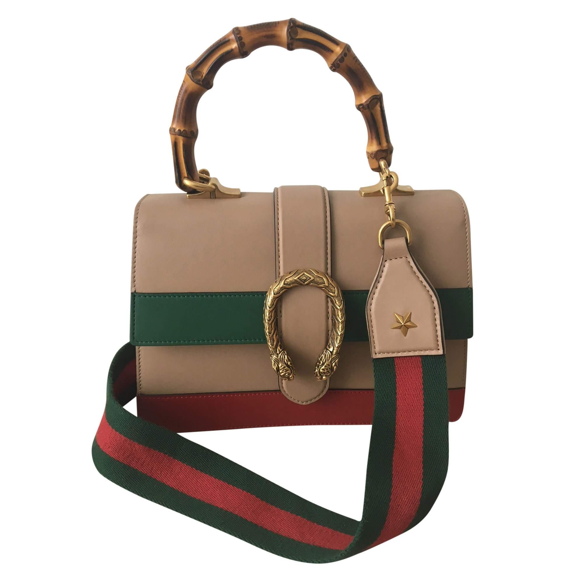 7984f0bd2 Gucci Dionysus Medium top handle Bag | The Chic Selection