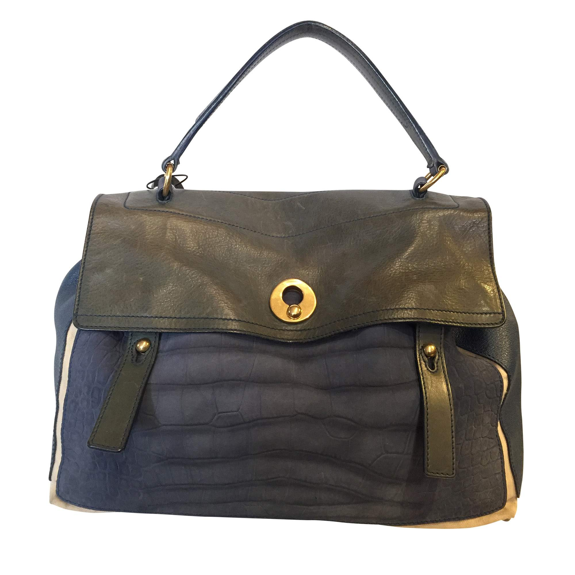 4b387f7e295 St Laurent Muse two Bag   The Chic Selection