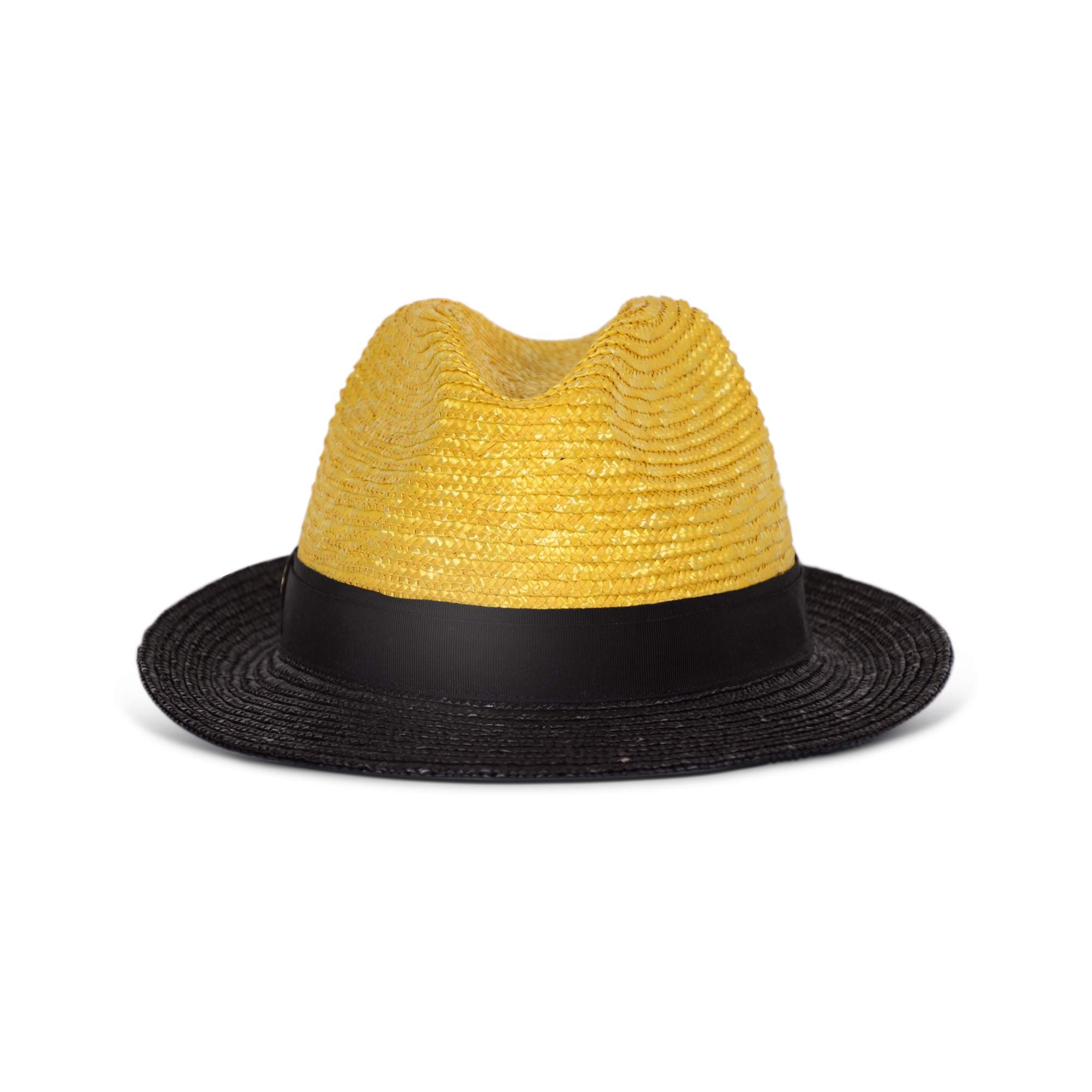 Emilio Pucci Hand woven straw Hat  747fb7ae8b9d