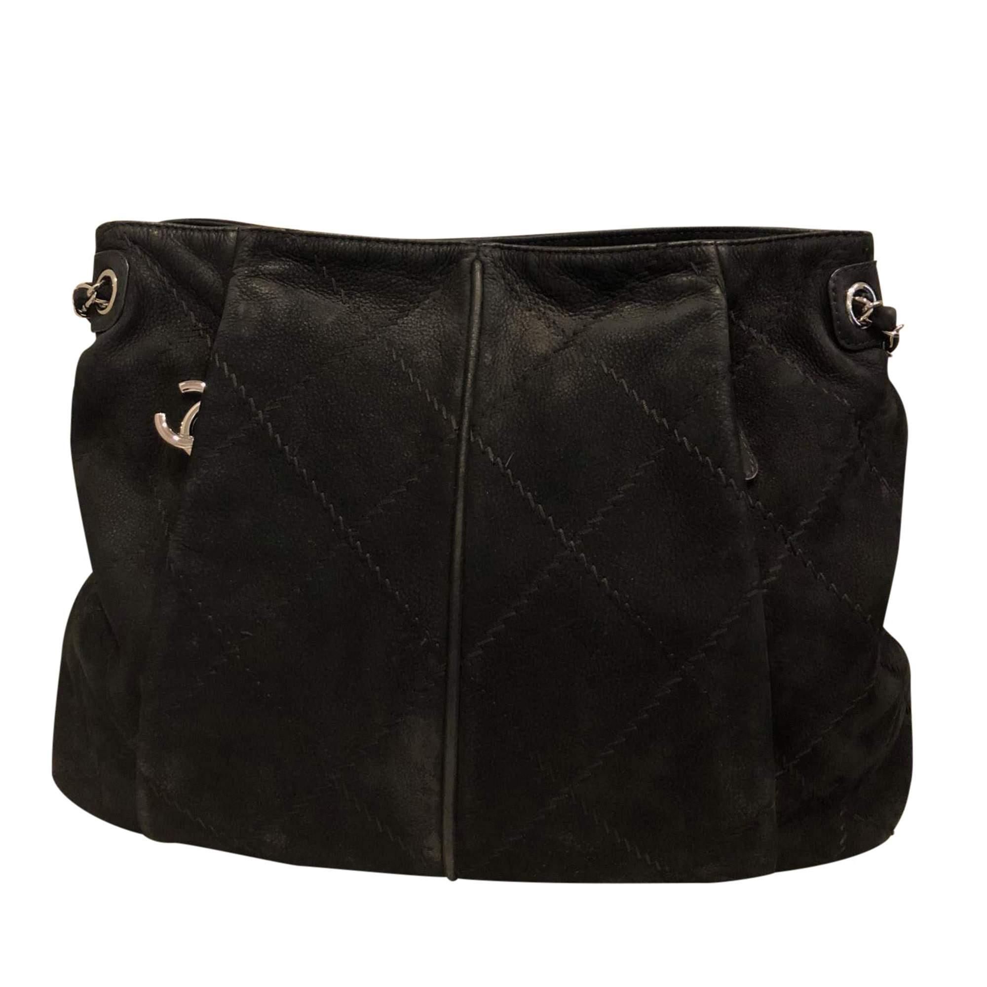 черная замшевая сумка купить