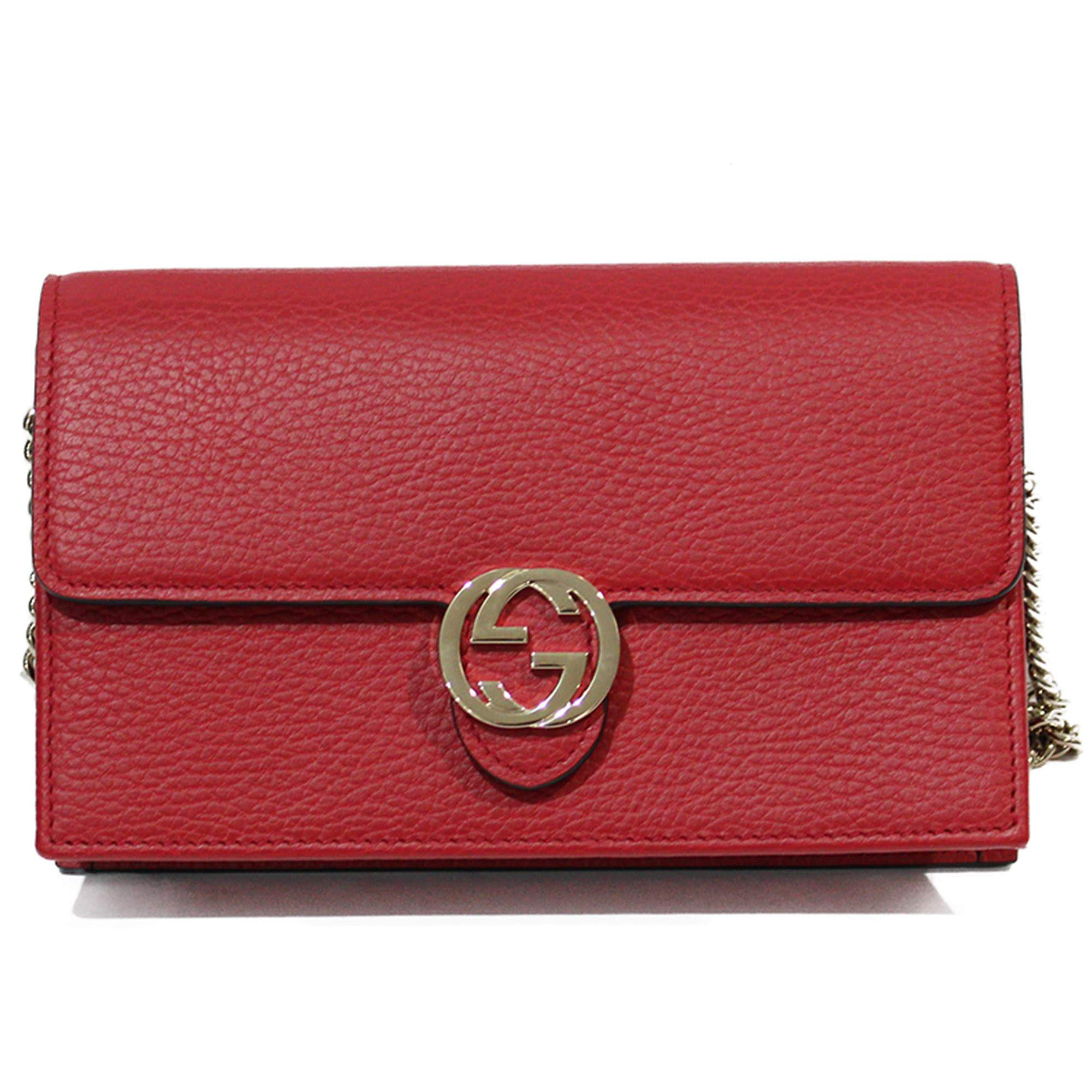 50a057b9b38a74 Gucci New Chain Wallet   The Chic Selection