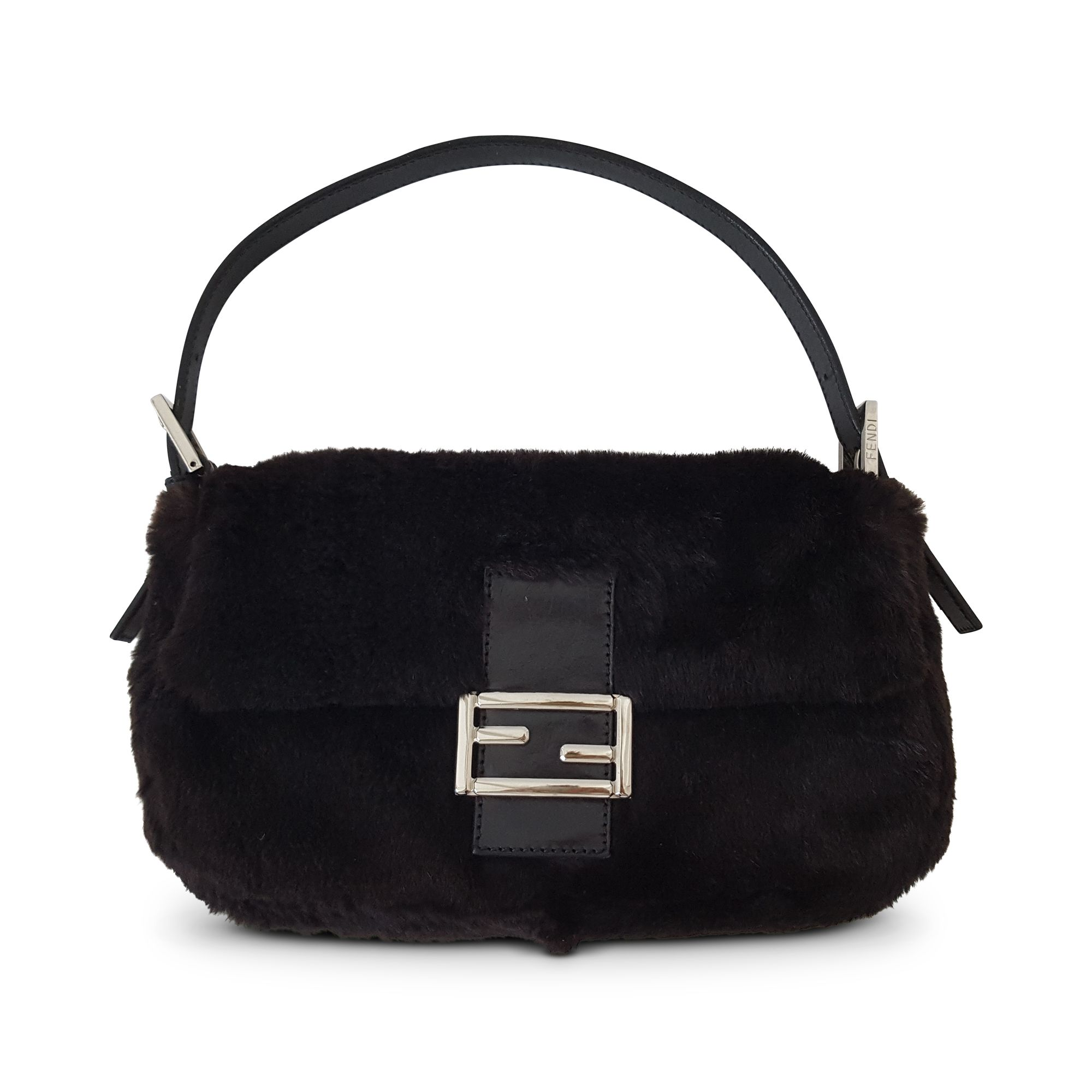 524ce57e10d6 Fendi Baguette fur bag