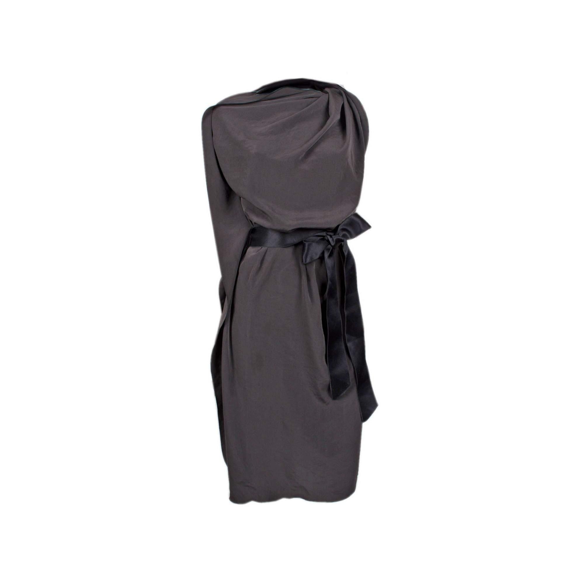 Silk Style Dress 0