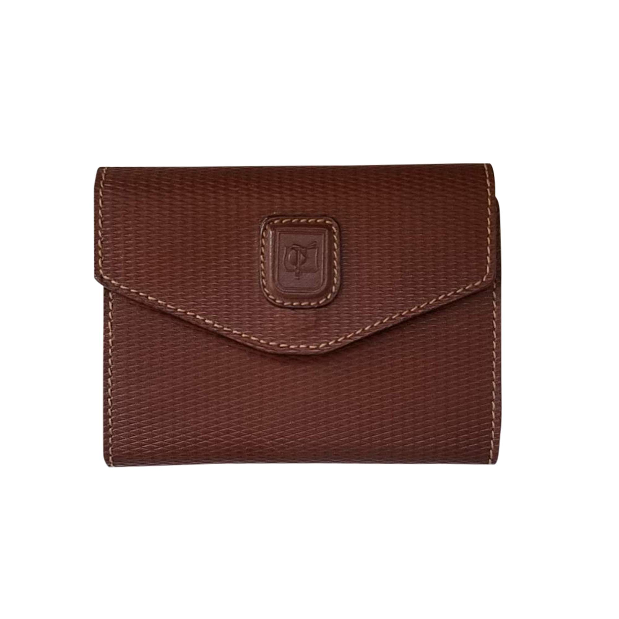0802b40d69b82 Gucci Vintage Leather Agenda Notebook