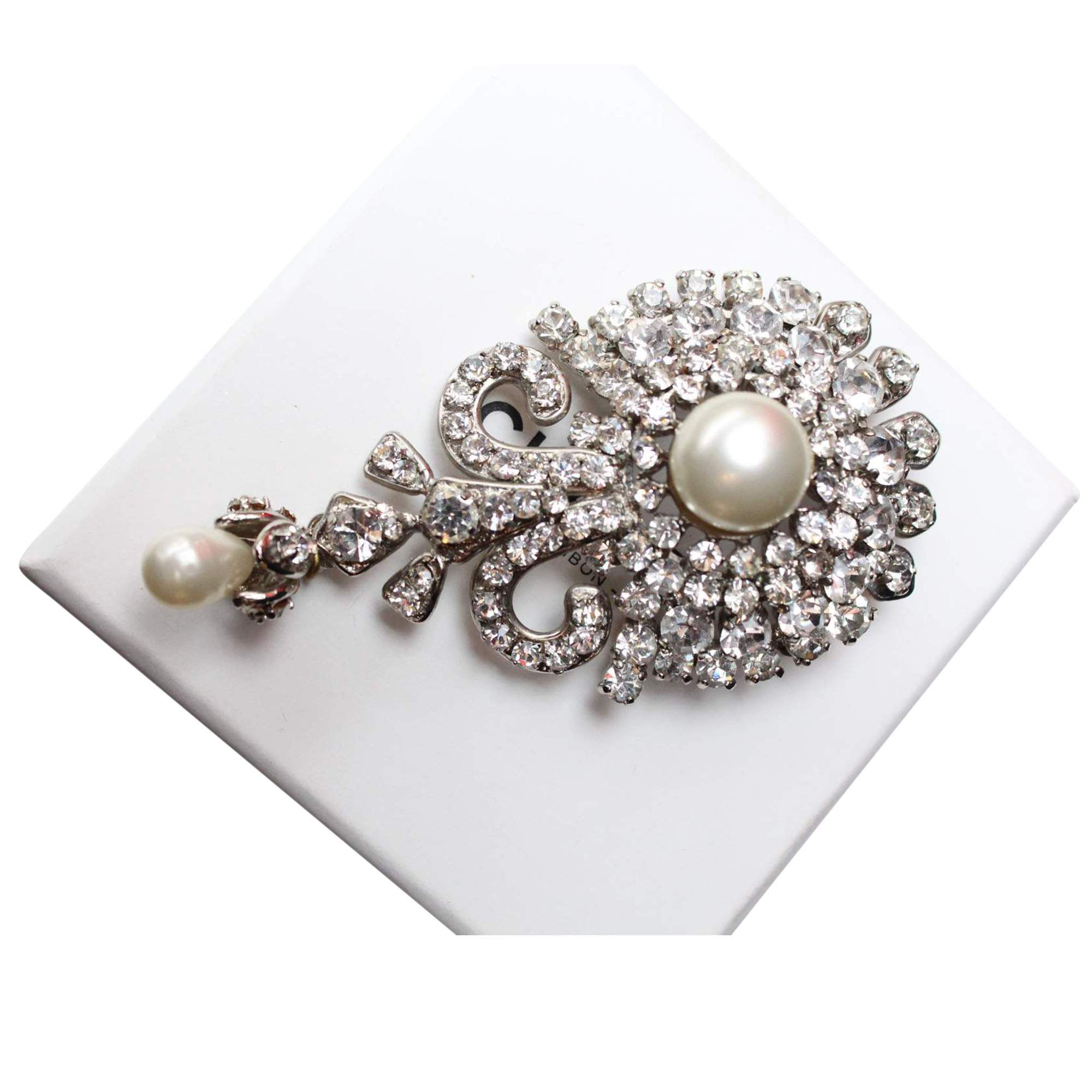 honey bee necklace timeless product brooch from long pearl