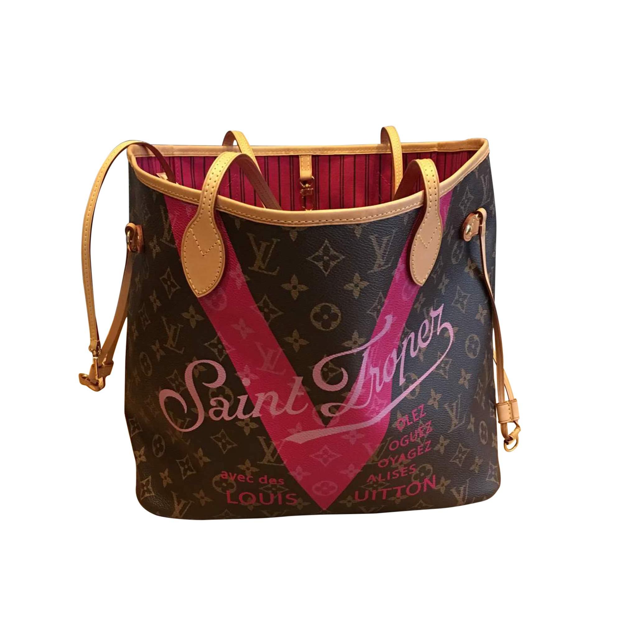 Louis Vuitton Neverfull Saint-Tropez   The Chic Selection a4295ff545a