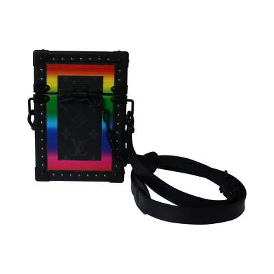 Rainbow  Vertical Trunk Hardside-0